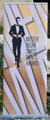Mister Right Swiss Men's Award 2020 - Outddor People